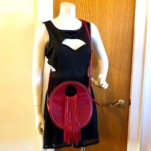 Fashion crossbody purse.